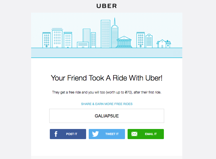 uber framework see think do care рассылка